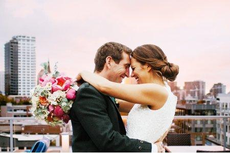 天際證婚儀式
