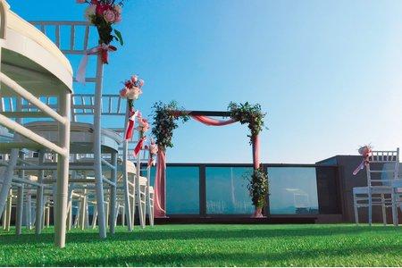 格萊天漾大飯店 16樓 空中花園