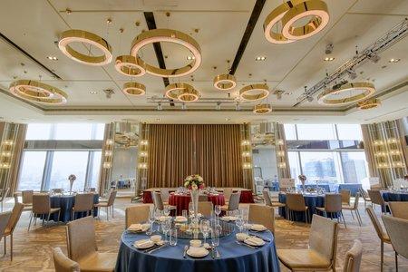 格萊天漾大飯店 14樓 萬大廳