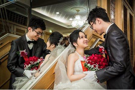 廖崑揚&張仰萍婚禮紀錄