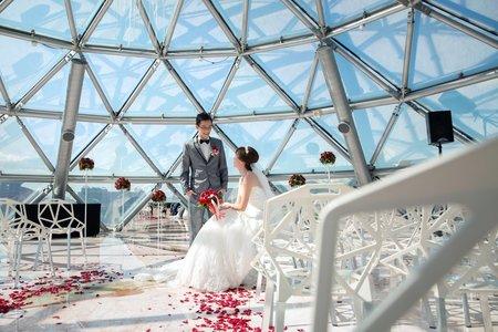 【婚攝】台北典華/小紅莓婚攝影像團隊