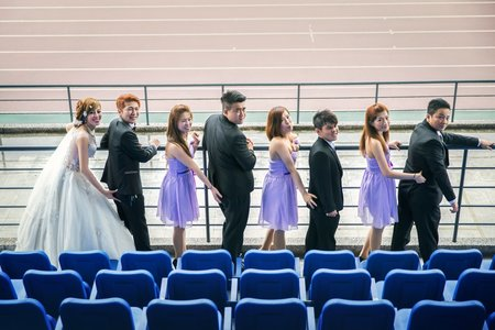 【婚攝】新莊頤品/小紅莓婚攝影像團隊