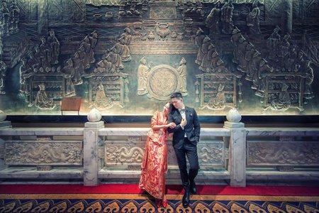 【婚攝】圓山飯店/小紅莓婚攝影像團隊