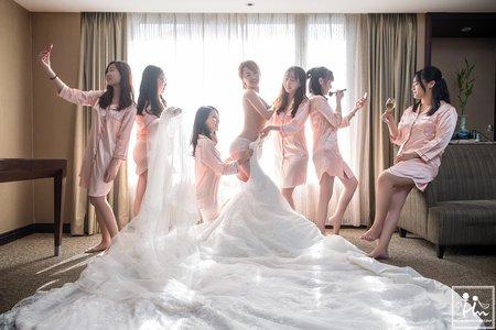 【婚攝】京華臻愛會館/小紅莓婚攝影像團隊