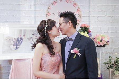[雲林婚攝]西螺大橋園~大義&麗芬婚禮記錄