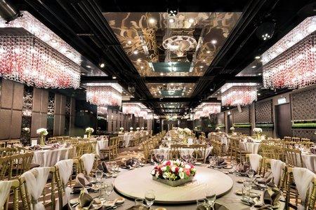 華麗宴會廳
