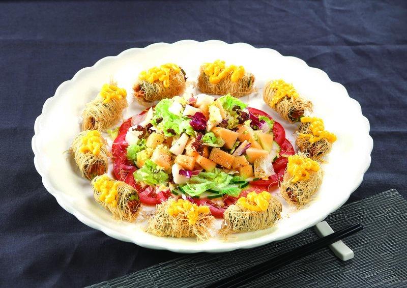 2019日光宴席素食作品