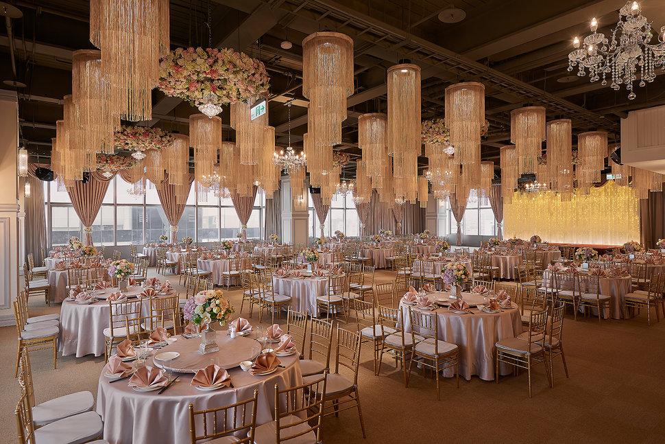民權16 香榭玫瑰園 - 晶宴會館民權館《結婚吧》
