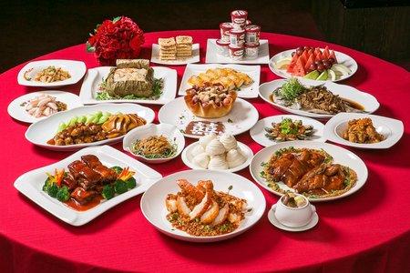 台北國賓米其林推薦喜宴菜色
