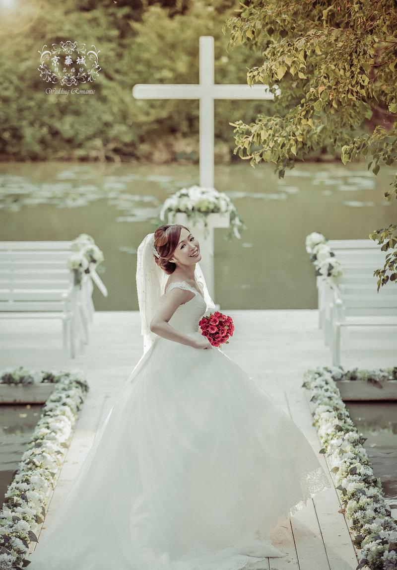 京華城結婚吧專屬婚紗包套方案