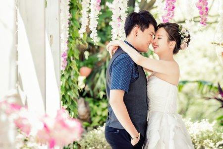 新加坡客人  婚紗寫真