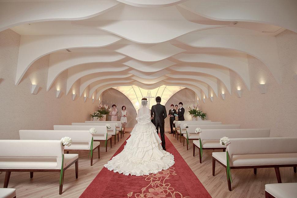 證婚禮堂 - 晶宴會館中和館《結婚吧》