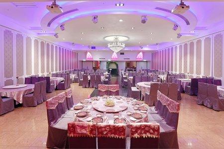 宴會廳(最多容納24桌)