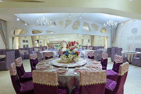 麒麟廳(最多容納32桌)