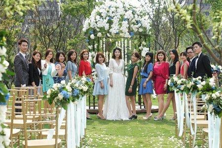 婚禮服務團隊