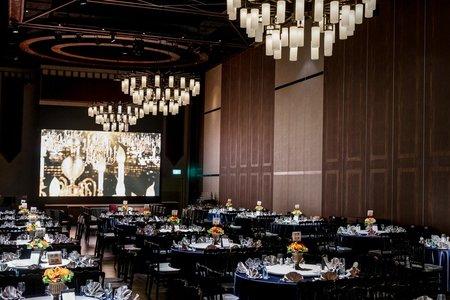 BallroomD|低調奢華的古典宮廷