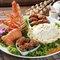 雀巢沙律龍蝦拼盤