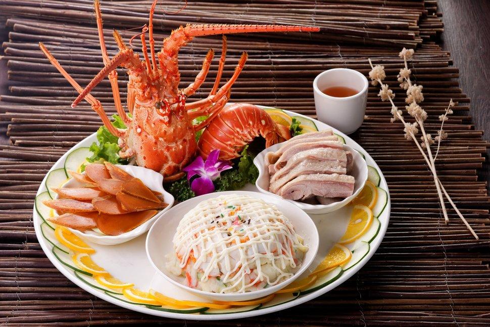 沙拉龍蝦拼盤 - 彭園婚宴會館-新竹館 - 結婚吧
