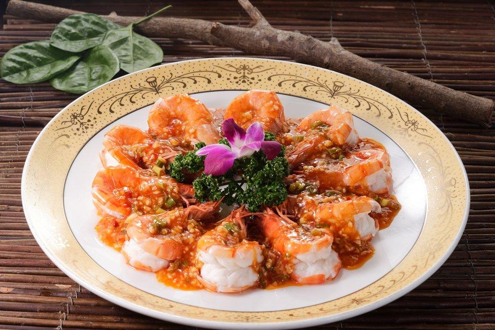 干燒鮮大蝦 - 彭園婚宴會館-新竹館 - 結婚吧