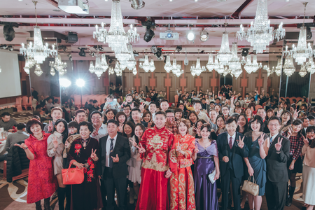 婚宴照片提供-DEAN Photography