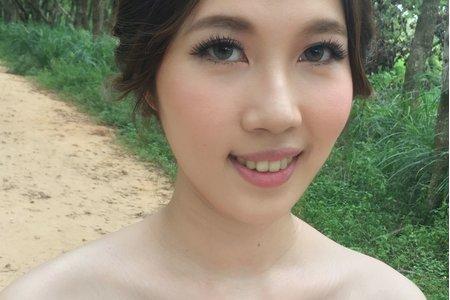 新竹新娘秘書Miki~韓風新娘婚紗照外拍花絮作品