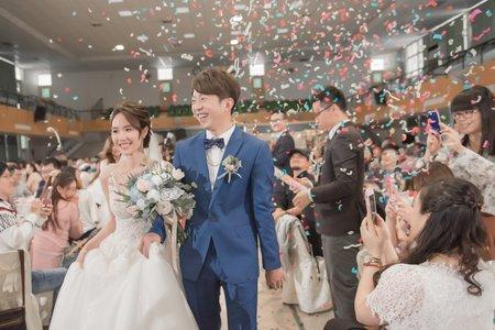 【婚禮記實】台南訂結婚禮紀錄