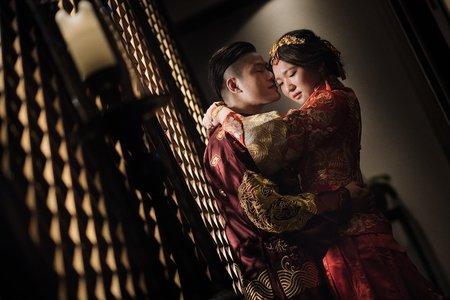 【婚禮記實】哲霖&佩容 台南定結婚禮紀錄