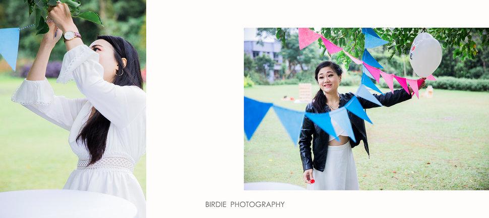 15 - 蘇鳥 Birdie & Uma Lab《結婚吧》
