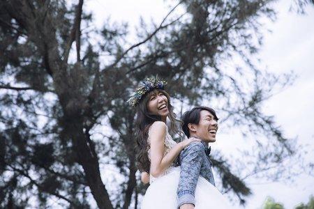 【蘇鳥風格婚紗 /Harry +Jessica 】