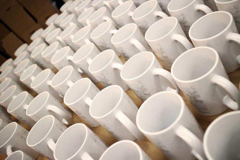 客製  照片馬克杯作品