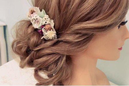嘉義新秘Rainie 新娘髮型