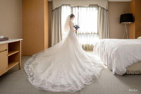 Bride Hanna