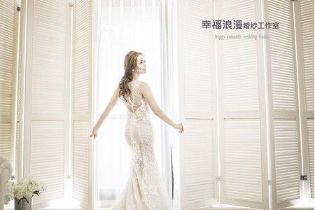 幸福浪漫婚紗工作室 婚紗藝術風格照  韓式婚紗  婚紗攝影