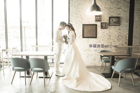幸福浪漫婚紗工作室 浪漫溫馨專案