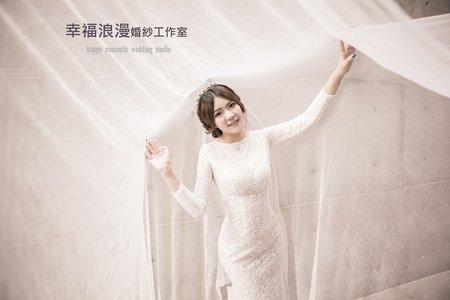 幸福浪漫婚紗工作室 自主婚紗  韓式婚紗攝影 小清新婚紗攝影