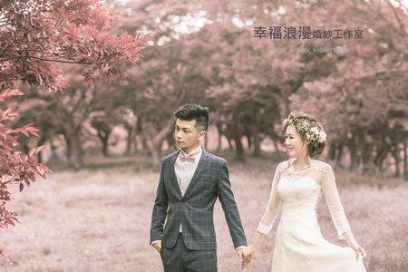 幸福浪漫婚紗工作室  韓式婚紗攝影   小清新婚紗攝影   時裝個性婚紗