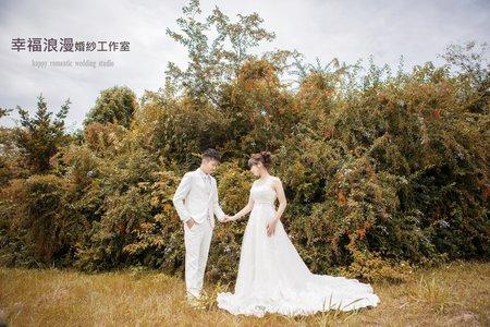 幸福浪漫婚紗工作室  韓式婚紗攝影 小清新婚紗 日本沖繩婚紗攝影 旅拍  婚禮攝影  攝影教學
