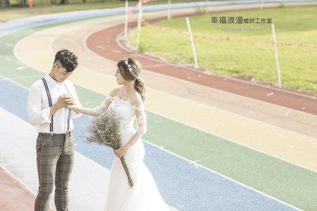 幸福浪漫婚紗工作室   小清新婚紗 海外婚紗攝影  遇見愛情幸福浪漫