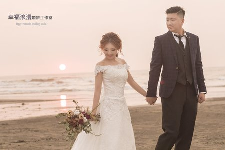 幸福浪漫婚紗工作室  復古婚紗 海外婚紗攝影  自主婚紗  婚紗攝影
