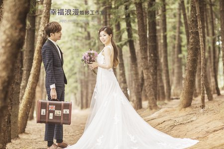 幸福浪漫婚紗工作室 韓式婚紗攝影 海外婚紗攝影  自主婚紗