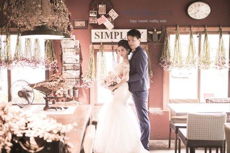 幸福浪漫婚紗工作室  韓式婚紗攝影  海外旅拍  國外婚紗攝影