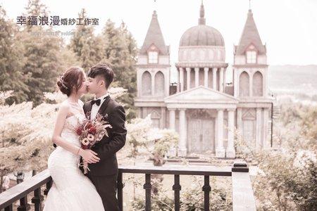 夢幻城堡自主婚紗   韓式婚紗攝影  幸福浪漫婚紗工作室  自助婚紗  浪漫唯美婚紗攝影 海外婚紗攝影  輕婚紗攝影