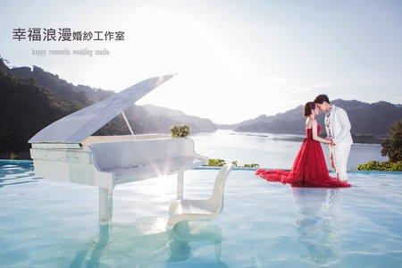 幸福浪漫婚紗工作室  韓式婚紗工作室    婚紗攝影  小清新婚紗攝影