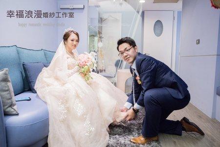 幸福浪漫婚紗工作室  韓式婚紗攝影  婚禮攝影  自助婚紗  婚禮花絮  婚攝  嘉義市婚紗工作室