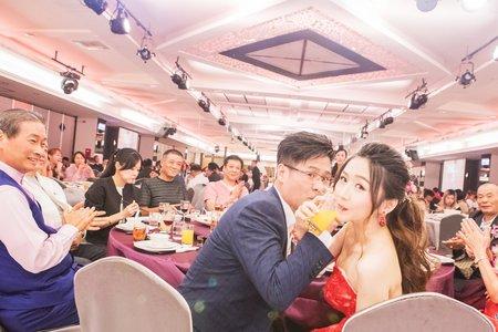 桃園萬翔餐廳  儀式+迎娶+晚宴  婚禮拍照錄影 婚禮錄影師  婚禮平面拍照  韓式婚紗攝影