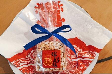 中國風 吃米香/爆米香復古懷舊婚禮小物