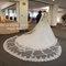 新娘長頭紗造型