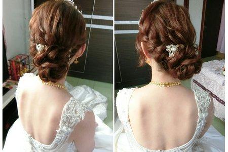 我的溫柔大眼新娘