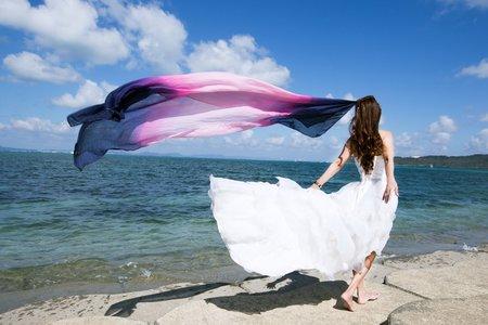 聳!沖繩小資婚紗專案 含人員機票住宿租車