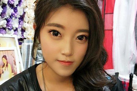 💟宇妡-試妝髮💟